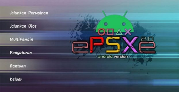 cara main ps1 di android