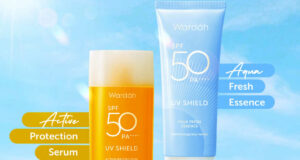 Review Wardah UV Shield Active Protection Serum SPF 50